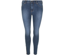 Jeans 'domino' blau