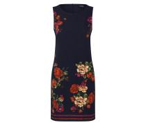 Kleid 'vest_Lency' mischfarben / schwarz