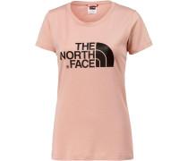 Easy T-Shirt Damen rosa