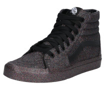 Sneaker 'Sk8-Hi' schwarz / silber