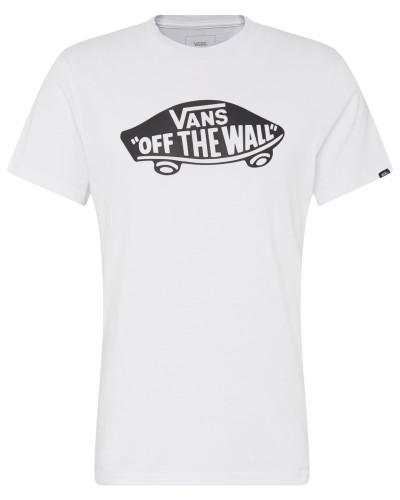 T-Shirt ' Otw' anthrazit / weiß