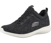 Sneakers 'Ultra Flex' schwarz