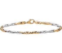 Armband '86768917' gold / silber