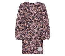 Kleid 'puff' mischfarben / rosa