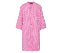 Kleid 'South Hamptons' pink / weiß