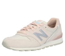 Sneaker 'wl996' hellgrau / rosa