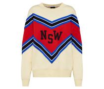 Sweatshirt creme / mischfarben