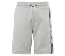 Shorts 'Basic' grau