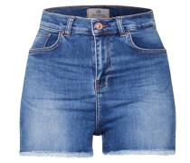 Shorts 'layla' blue denim