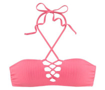 Bandeau-Top pink