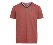 T Shirt orangerot