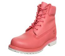 Lederstiefel '6in Premium Boot' rot