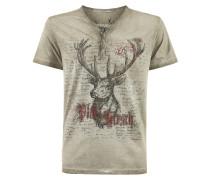Shirt 'Jack' sand / mischfarben