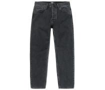 Jeans 'Newel' black denim