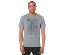 Line Tone Heather T-Shirt grau