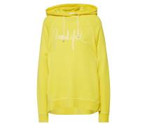 Sweatshirt 'pamina_P4' gelb
