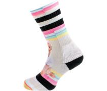 Socken 'call ME Bev' pink