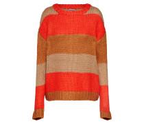 Pullover 'nmsteve L/S O-Neck Stripe Knit'