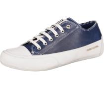 Sneakers Low nachtblau / weiß