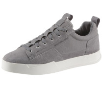 Sneaker 'Rackam Core' grau / weiß