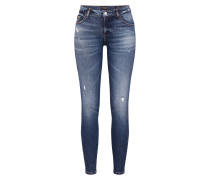 Jeans 'annette' blue denim