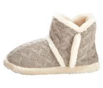 Home Boots beige / grau