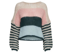 Pullover beige / opal / tanne / altrosa