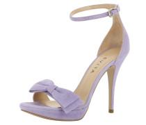 Sandalette 'valeria' flieder