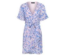 Kleid 'greto-6' blau / rosé