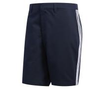 Chino-Shorts nachtblau / weiß