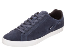 Sneaker 'Court Suede' taubenblau