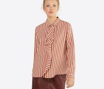 Bluse 'two Tone Stripe P Shirt'