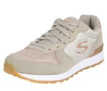 Sneaker Low 'Goldn gurl' gold / grau