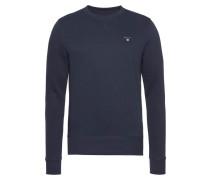 Sweatshirt 'Original C-Neck' navy