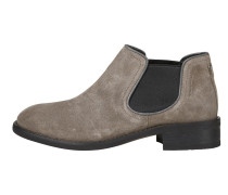 Chelsea-Boots taupe / anthrazit