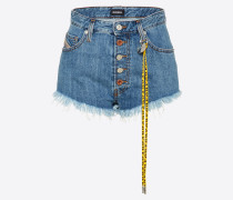 Shorts blue denim
