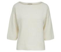 Überschnittene Schultern Pullover