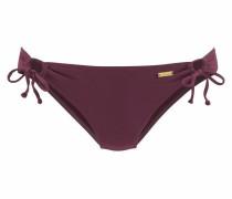 Bikini-Hose 'Kati' bordeaux