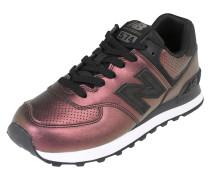Sneaker 'wl574' beere