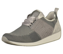 Sneaker silber / hellgrau