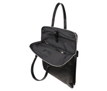 'Courier' Tasche schwarz