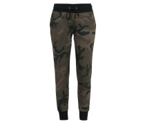 Tapered Hose 'Camo Terry'