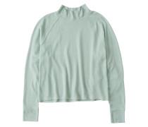 Shirt 'LS Cozy Crew Tee' grün