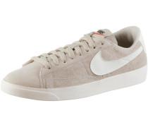 Sneaker 'blazer' beige / weiß
