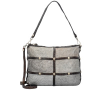 Bustina Leder-Handtasche 30 cm
