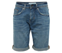 Jeans Shorts 'ocs Denim short' blue denim
