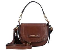 Pearldistrict Handtasche Leder 16 cm