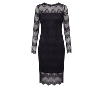 Kleid 'black Lace Bodycon' schwarz