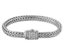 Armband 'Basic' silber