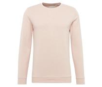 Pullover 'boyton sweatshirt' puder